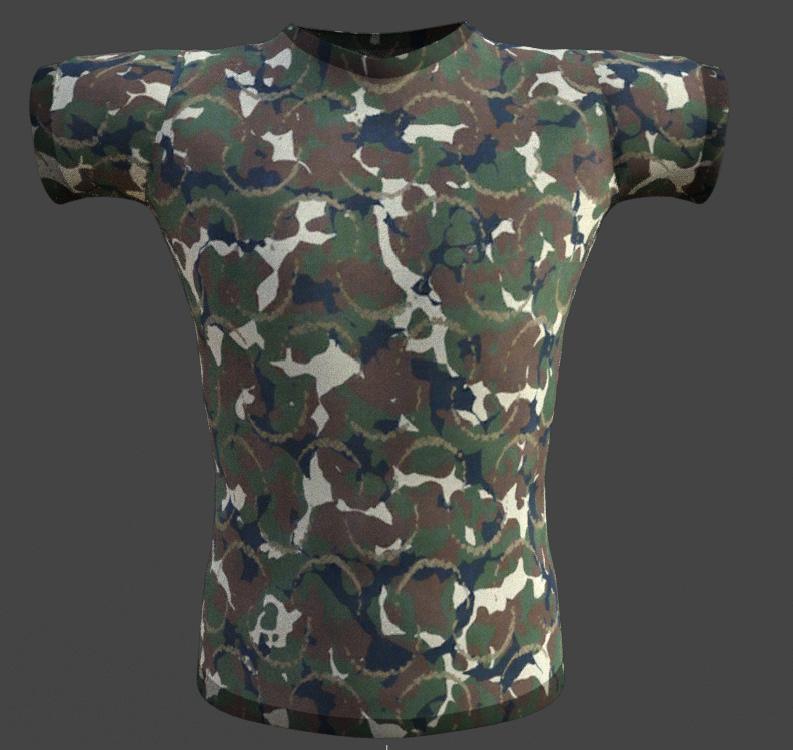 daz3d custom texture clothes