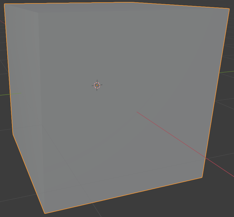blender subdivision surface modifier simple