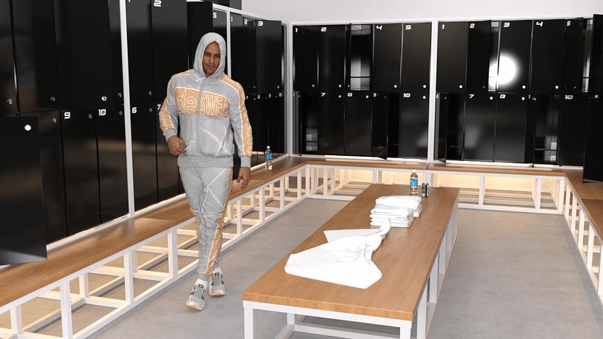 Top Sportswear for Genesis 8 Male
