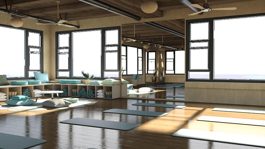 Top Yoga 3d Models