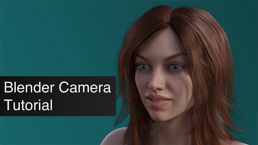 Blender Camera Tutorial