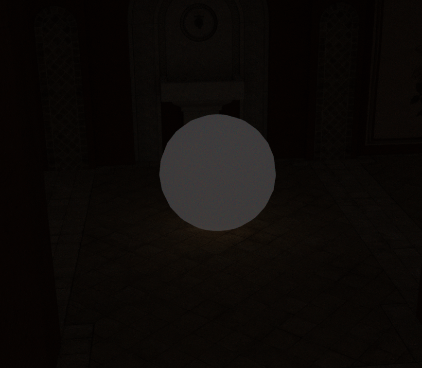 daz studio emissive sphere