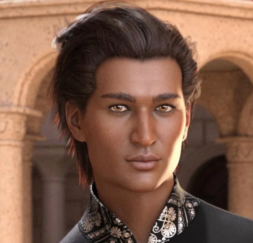 raj daz indian genesis 8 male