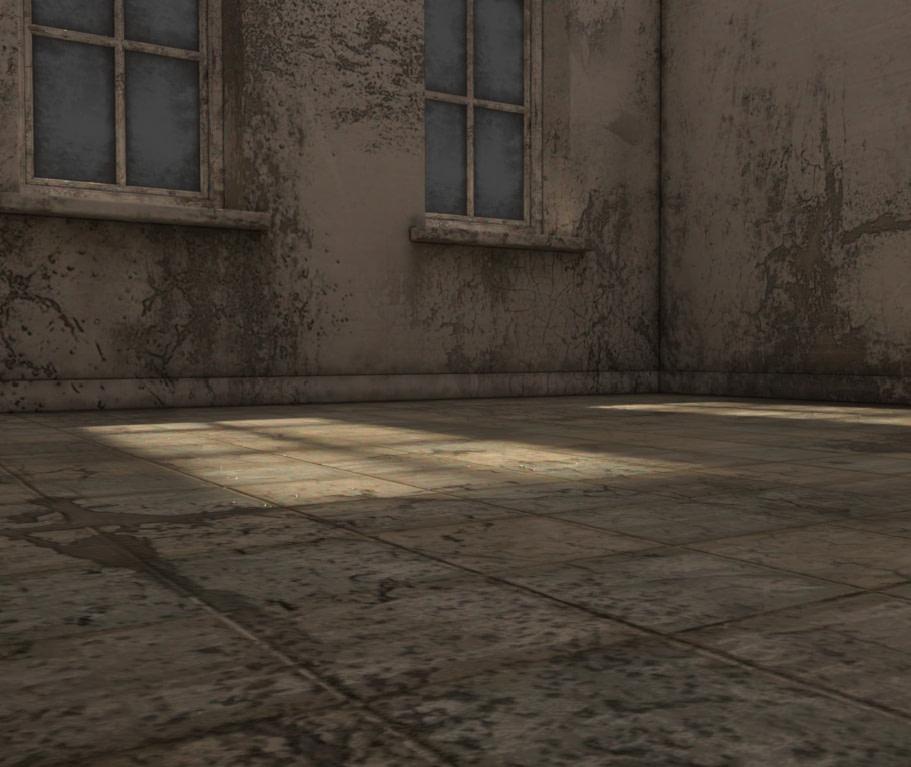 daz3d emissive lighting indoor