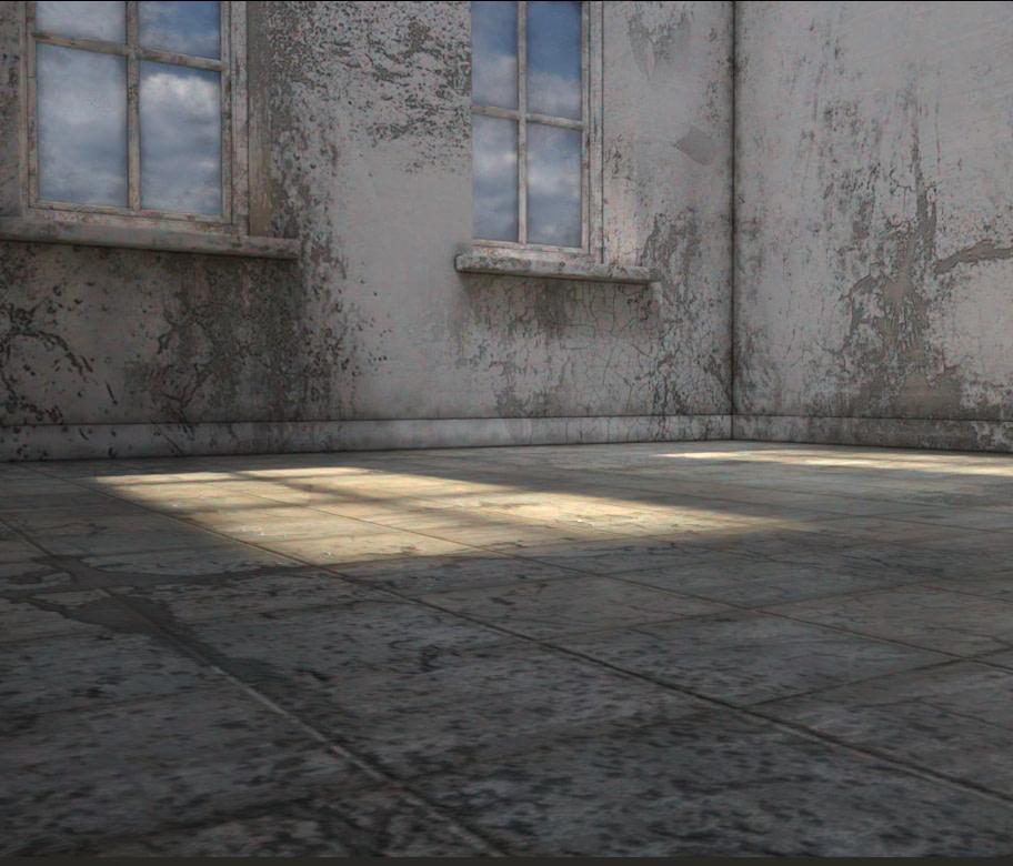 daz3d room lighting