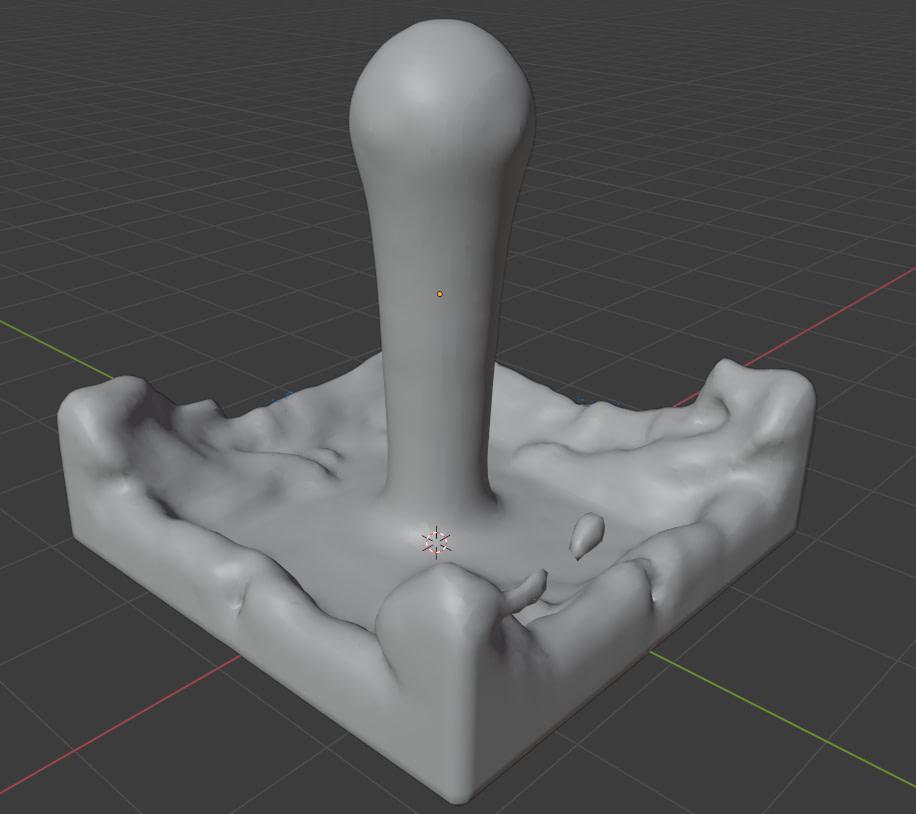 blender liquid simulation