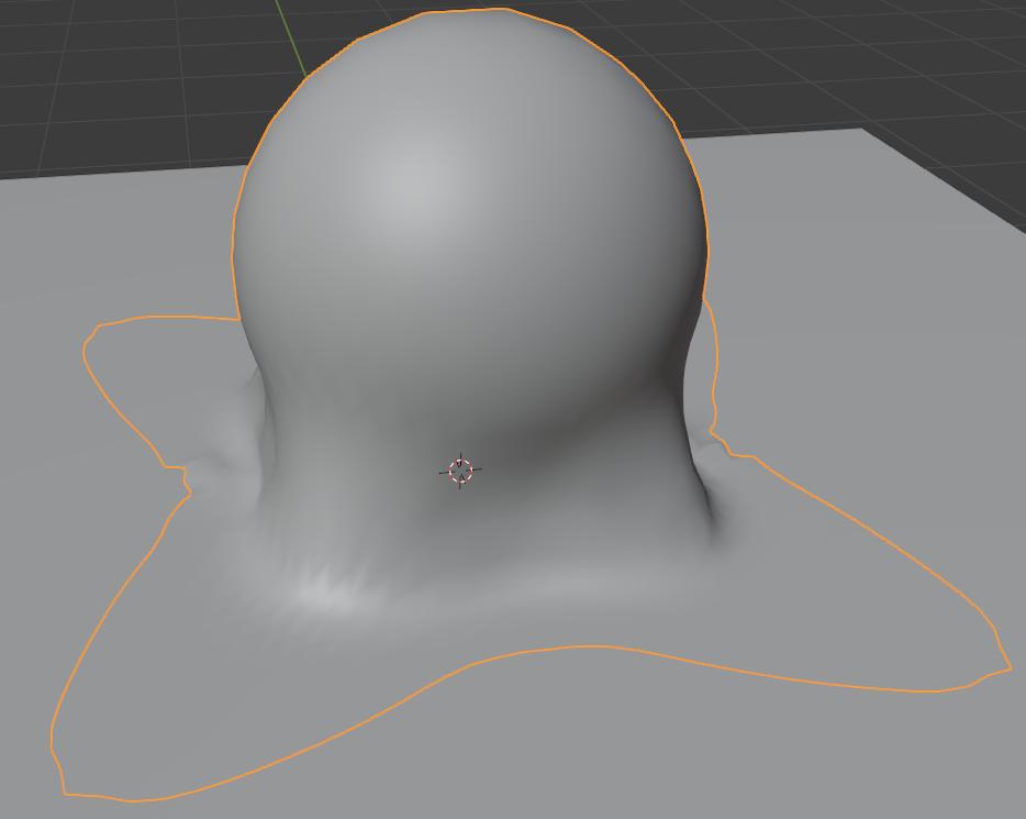 blender cloth simulation vertex maxx