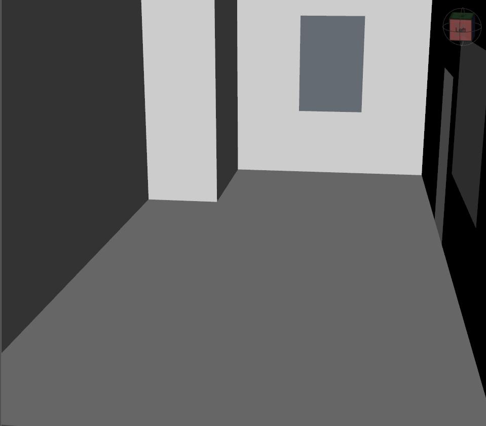 daz studio created room from scratch