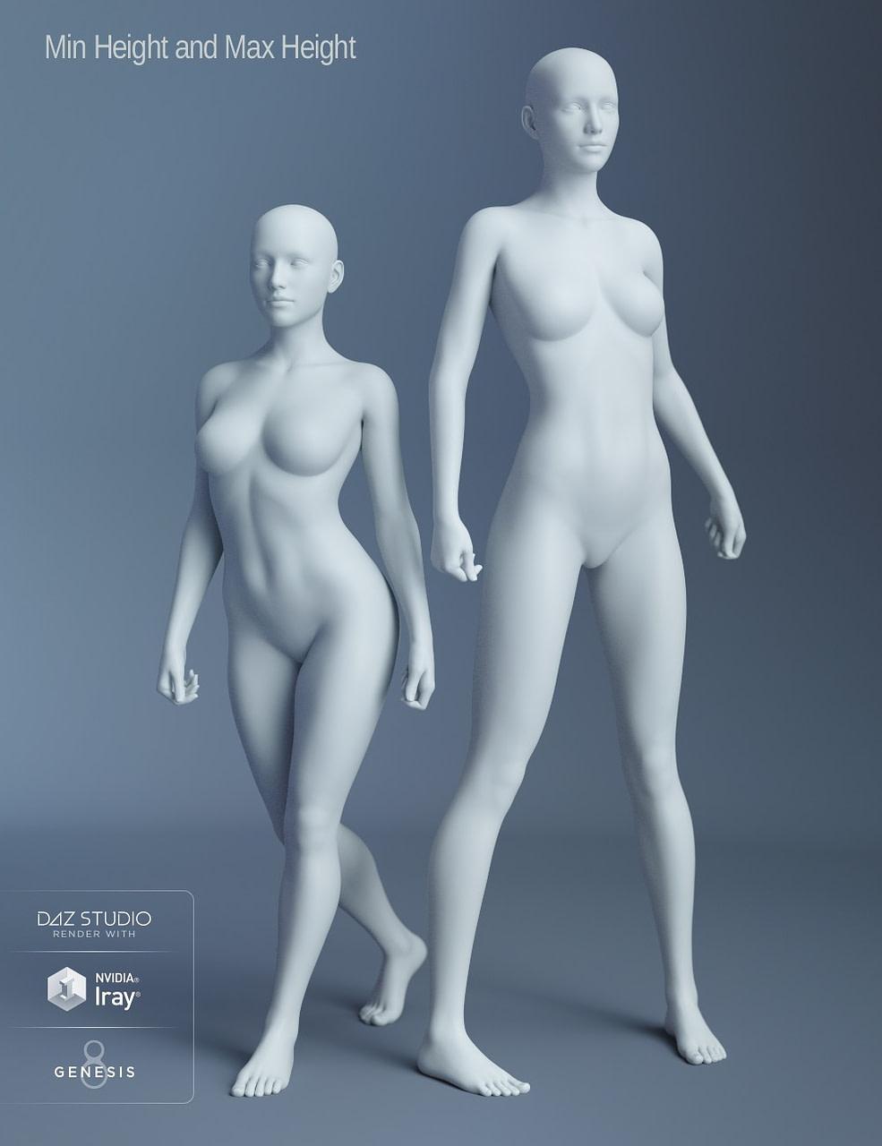 daz body morphs product