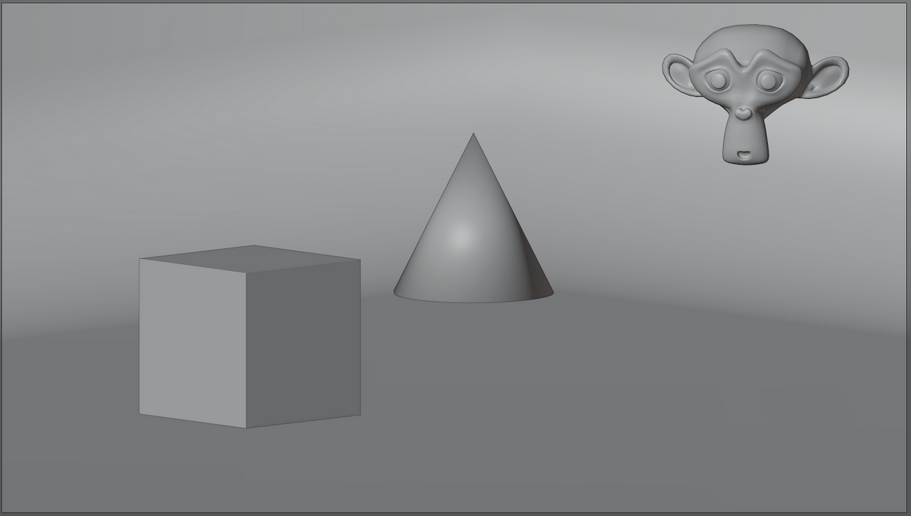 blender orthographical camera