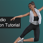 daz studio animation tutorial
