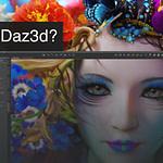 what is daz3d