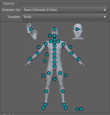 Editing genesis figure using daz3d powerpose tool